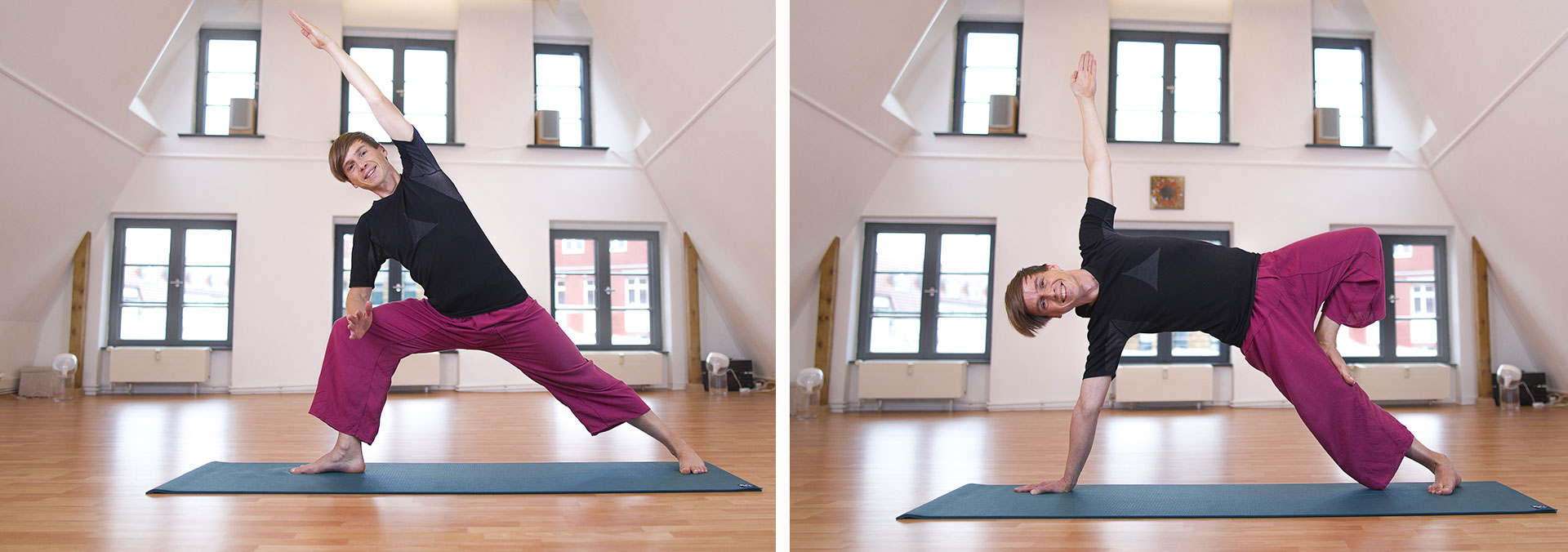 Hatha-Yoga Yogaschule Christian Bender in Rostock