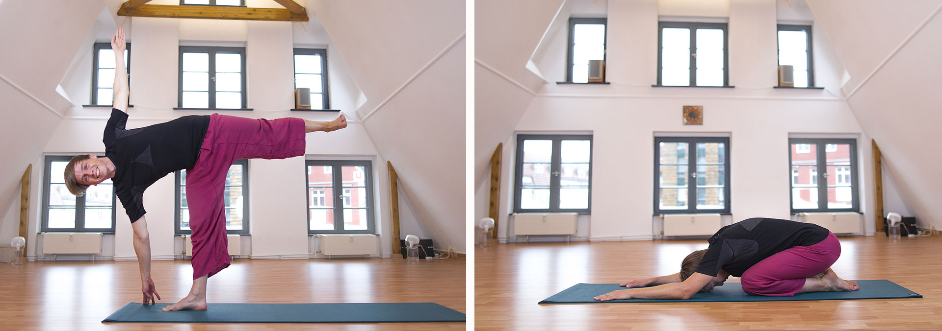 Hatha-Flow Yogaschule Christian Bender in Rostock